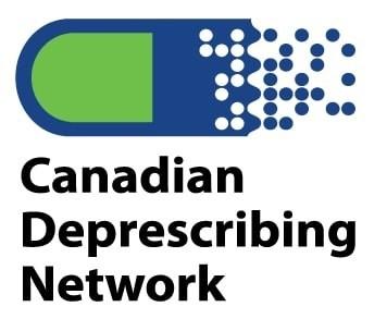 Logo: Canadian Deprescribing Network (CNW Group/Canadian Deprescribing Network)