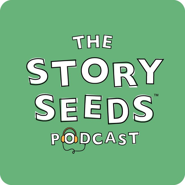 The Story Seeds Podcast Logo