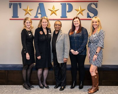 WWP announced a grant and collaborative partnership with TAPS and VHC
