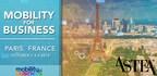 Astea zeigt seine prämierte Lösung für mobilen Außendienst auf der Mobility for Business