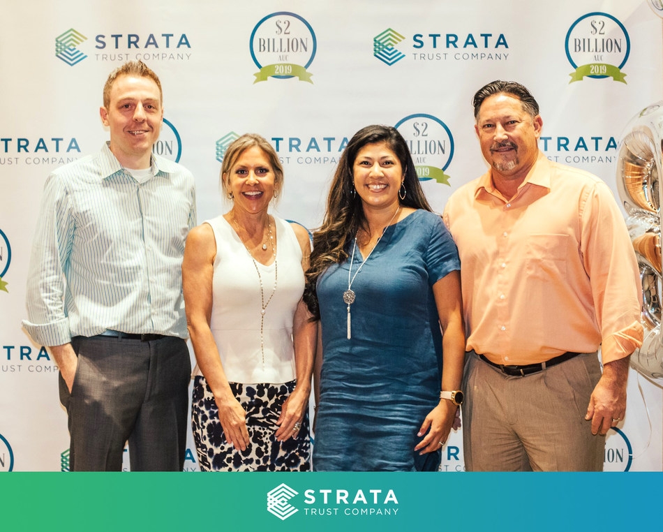 Will Pascarella, Chief Technology Officer; Kelli Click, President; Margaret McVan, Director of Client Experience; Jeff Thompson, Chief Operating Officer