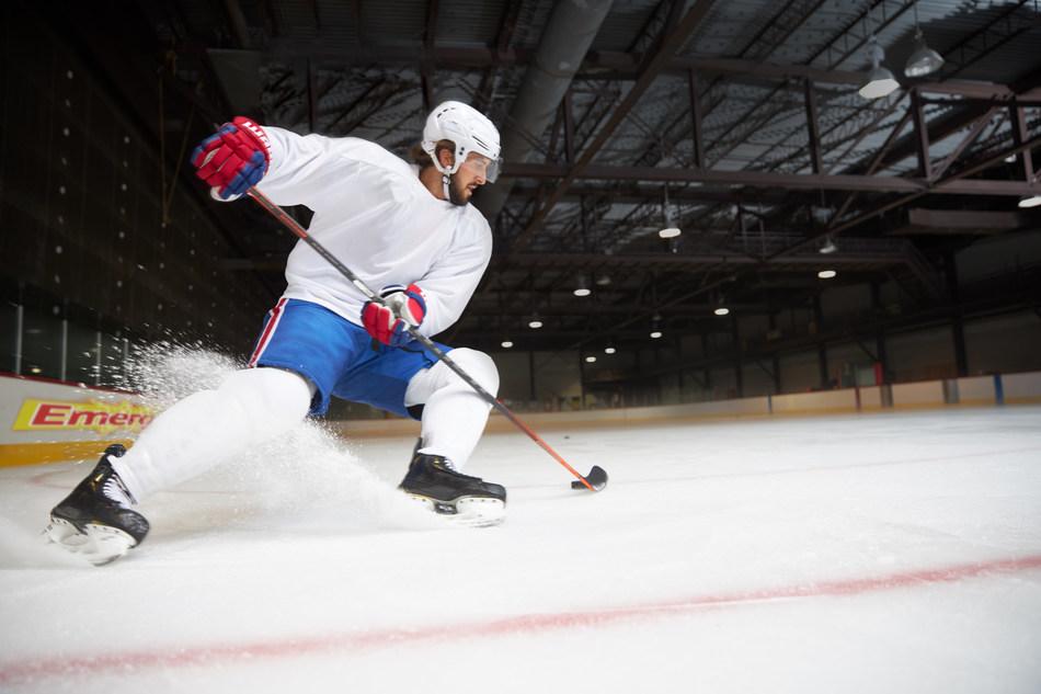 Emergen-C® announces Montreal's very own Hockey Superstar, Phillip Danault as Brand Ambassador (CNW Group/Emergen-C)