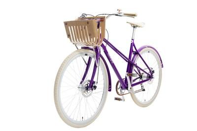 Nespresso RE:CYCLE: Ein Fahrrad aus recycelten Nespresso
