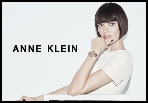 Anne Klein ad campaign.
